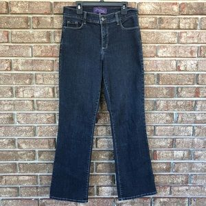 NYDJ Not Your Daughter's Jeans Tummy Tuck  6P